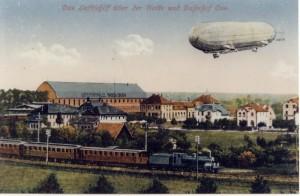 Luftschiff- Ber-Oos 2-300x196 in Die Zeit der Luftschiffhalle, eine kleine Zeppelingeschichte
