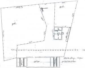Jagdhaus-Lageplan1-300x239 in Die Geschichte unseres Jagdhauses