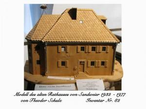 Altes-Rathaus-in-Sandweier-Inventar-Nr -82-300x225 in Heimatmuseum
