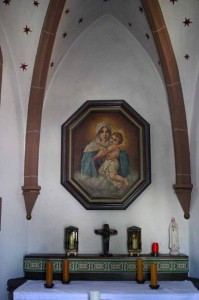 Marienkapelle -innen IMG 8398-199x300 in Sandweier