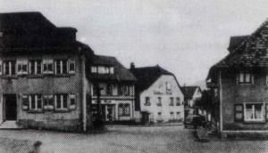 Gasthaus-Gr Ner-Baum Sandweier Alt-300x172 in Schankwirtschaften - Gastwirtschaften