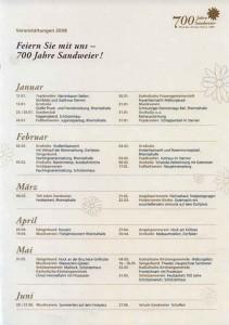 Programm-700-Jahre-Jan-Jun-2008-211x300 in Veranstaltungen 2008 - 700 Jahre Sandweier