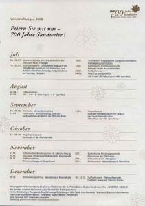 Programm-700-Jahre-Juli-Dez-2008-211x300 in Veranstaltungen 2008 - 700 Jahre Sandweier