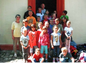 Ferienbetreuung-2011-in-Sandweier-300x222 in