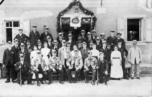 Sch Tzenverein-1929-Gr-800-300x192 in Alte Fotos von Vereinen