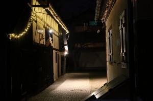 Vor-dem- Konomiegeb Ude-im-Dez-2013-300x199 in Jahresrückblick Heimatverein Sandweier 2013