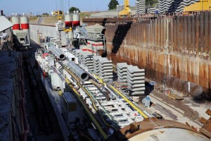 Ausflug-2016-Tunnelbaustelle-Vortriebsmaschine-Nr-2-IMG 8882-300x200 in