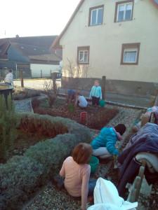 Fr Hjahrsputz-im-Kr Utergarten-9-2017-225x300 in Kräuter AG