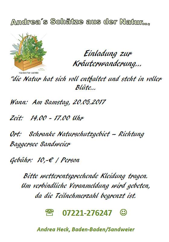Kr Uterwanderung-Mai-2017 in Kräuterwanderung im Mai 2017