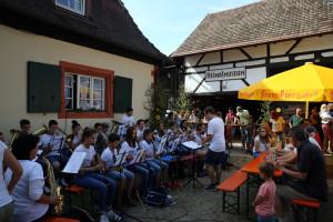 Hock-2018-Jugenkapelle-Baden--300x200 in Unser Hock 2018 am Heimatmuseum Sandweier