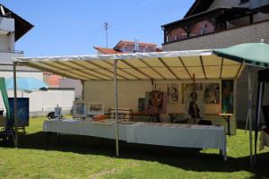 IMG 4108 800-300x200 in Rückblick auf den Museumssonntag 2.6.2019 und 1. Künstlermarkt auf dem Gelände des Heimatmuseums Sandweier